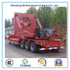 Extendable Trailer for Transport Wind Blade Windmill Turbine