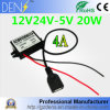 Waterproof Vehicle Power 12V 24V Universal DC DC Converter