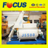 Continuous Durable Concrete Mixer Js500 Twin Shaft Concrete Mixer