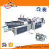High Speed Bag Making Machine Heat Cutting Double Line