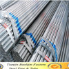 "1/2""-4"" Pre Galvanized Round Steel Tube Stock"