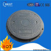 C250 Round SMC FRP Septic Tank Manhole Cover Double Seal