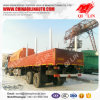 45FT Bogie Suspension Container Cargo Semi Truck Trailer with 12 Pins