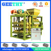 Qtj4-25 Concrete Cement Block Machine Briquette Machine Price