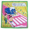 Custom Made Cartoon Printed Chlidren′s Cotton Big Handkerchief