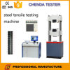 Waw600d Hydrulic Bolt Tensile Bending Strenth Testing Machine
