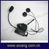 2000m Motorcycle Bluetooth Intercom Helmet Headset with FM, Ptt