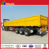 Side Wall Open Semi Trailer for Cargo Transportation