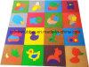 Animal Pattern Children Playground Softy Rubber Tile