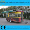 Popular Multi-Function Outlook Customized Mobile Food Trailer with Ce