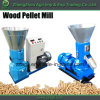 China Factory Mini Wood Pellet Machine Small Pellet Mill for Home Use