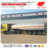 Total Weight 40 Tons Tanker Semi Trailer for Edible Oil Loading