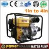 Chinese Brand High Pressure 4 Inch Gasoline Water Pump