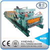 Beautiful Popular Roofing Double Sheet Roll Forming Machinery