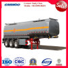 ISO CCC Approved 3 Axles 60cbm 30t Chemical Tank Trailer