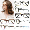 Fashion Eyewear Optics Frame Eyewear Glasses Eyeglass Frame with Ce and FDA