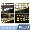 ISO Factory 18W 8inch Round Square 80lm/W Panel LED Light