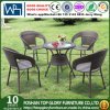 Leisure Garden Dining Furniture Aluminum Chair Table Set (TG-928)