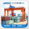 Rmg Rail Mounted Double Girder Container Portal Gantry Crane