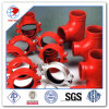 "1""-12"" Ductile Iron Grooved Pipe Fittings China"