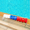Swimming Racing Lane & Floating Line, Competition Swimming Pool Lane Rope