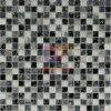 Grey Natural Marble Mix Cracked Crystal Mosaic Tile (CS129)