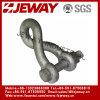 Hot-DIP-Galvanized-Forged-Carbon-Steel-Twist-Shackle-Pole-Line-Hardware
