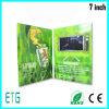 7 Inch USB Charging LCD Video Greeting Card Video Brochure