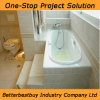 Rectanle Bathtub with Factory Price