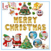 Wholesale Various Merry Christmas Foil Balloons
