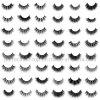 100% Real Mink Fur 3D False Natural Eyelashes