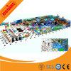 Galvanized Pipe Plastic Material Indoor Soft Playground Equipment for Sale