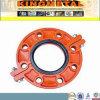 FM/UL Ductile Cast Iron Pn 16 Grooved Flange