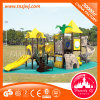 Mini Kids Plastic Toy Outdoor Playground Structure for Sale