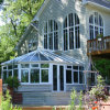 Low Priced Beautiful Design for Sunroom Aluminium Flower House (FT-S)