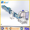 Pipe Fiber Processing Machine Metal Cutting Ipg Laser 1000W