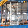 China Used Car Guide Rail Lift Hoist Platfrom for Sale