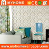 Damask PVC Deep Embossed Wallpaper (MK830105)