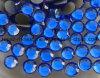 Cheap China Hot Fix Rhinestone for Decorate (SS10 capri blue/A Grade)