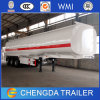 2 Compartment Gas Oil Refeul Tanker Truck Trailer for Sale
