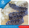 100% Polyester African Chemical Lace Fabric