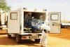 Ebola Biological Isolation Chamber