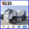 Sinotruk 6X4 Rhd 6m3 Mixer Truck (10 m3)