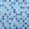 20*20mm Swimming Pool Mosaic, Mosaic Wall Tile, Crystal Glass Mosaic