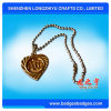 Metal Heart Shape Dog Tags Decorative Dog Tags Manufacturer