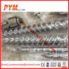 Bimetallic Cylinder Small Plastic Extruder Screw and Barrel