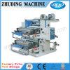 2 Color 1000mm Flexographic Printing Machine Sale
