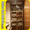 High Quality Stainless Steel Modern Cabinet Wine Rack for Home