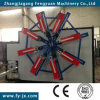 New Professional Double Plate Plastic Pipe Winder Machine