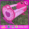 2015 Brand New Wooden Doll Bed, Hot Sale Doll Wooden Bed, Wooden Doll Bed DIY Set, Wooden Doll Bed Furniture W06b040